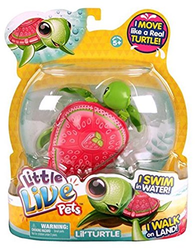 Little Live Pets Turtle - Pinky by Little Live Pets (Image #6)