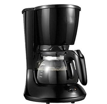 QSM Máquina de Café de Doble Uso del Té Americano del Goteo del Filtro de la Máquina de Café para el Hogar, Oficina,Negro,UNA: Amazon.es: Deportes y aire ...