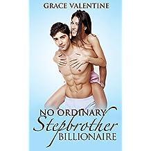 MY CHARMING STEPBROTHER BILLIONAIRE: Stepbrother Romance Short Story: No Ordinary Stepbrother Billionaire