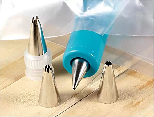 pastry diy cake decorating pen icing piping tips nozzles bag sugar craft fondant cake deco tool