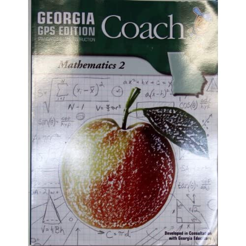Georgia GPS Edition Standards Based Instruction Coach Mathematics 2 Coleen O'Donnell Oppenzato