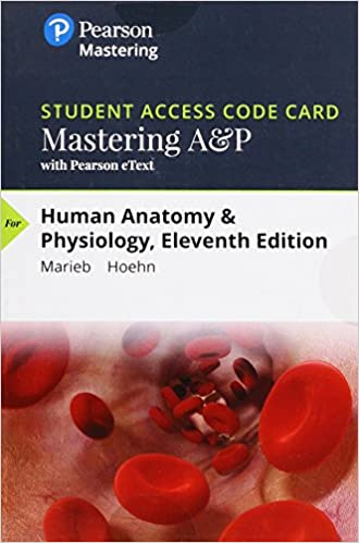 human anatomy and physiology 11th edition access code
