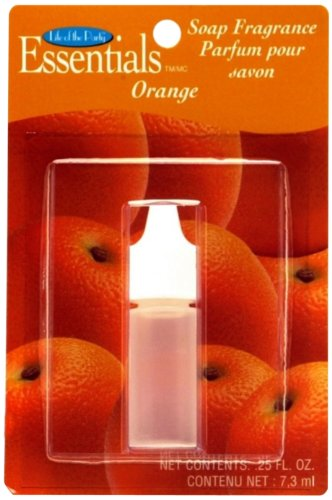 Life of the Party Soap Fragrance, 0.25-Ounce, Orange