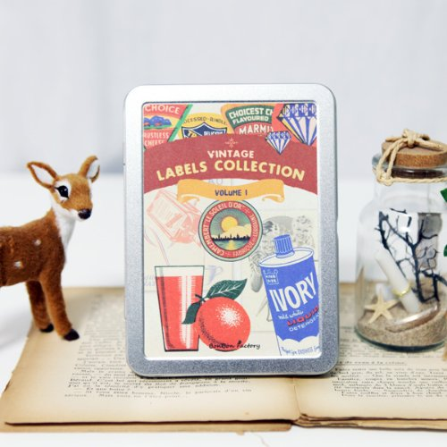 (VINTAGE LABELS COLLECTION -Vol.1)
