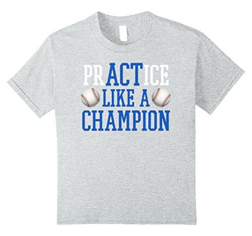 Champion Baseball Shirts - 8