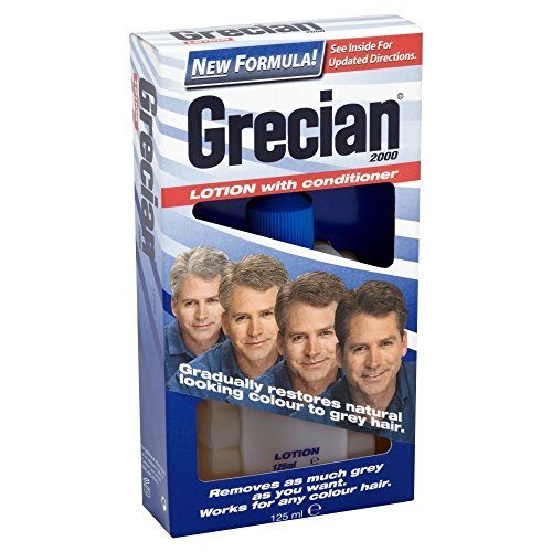 Grecian Formula Plus - Grecian 2000 Hair Colour Lotion With Conditioner, 125ml