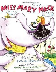 Miss Mary Mack (Board Book)