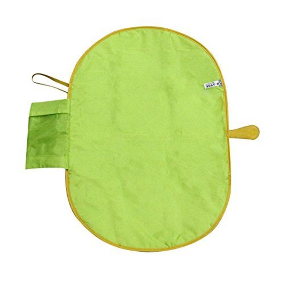 Estilo 3 Portable Nappy Stillshine Bolsa de pa/ñales a prueba de agua lavable pa/ñal cambiante esteras almohadillas cubierta plegable lejos mantener al beb/é limpio y seguro 50 * 70cm