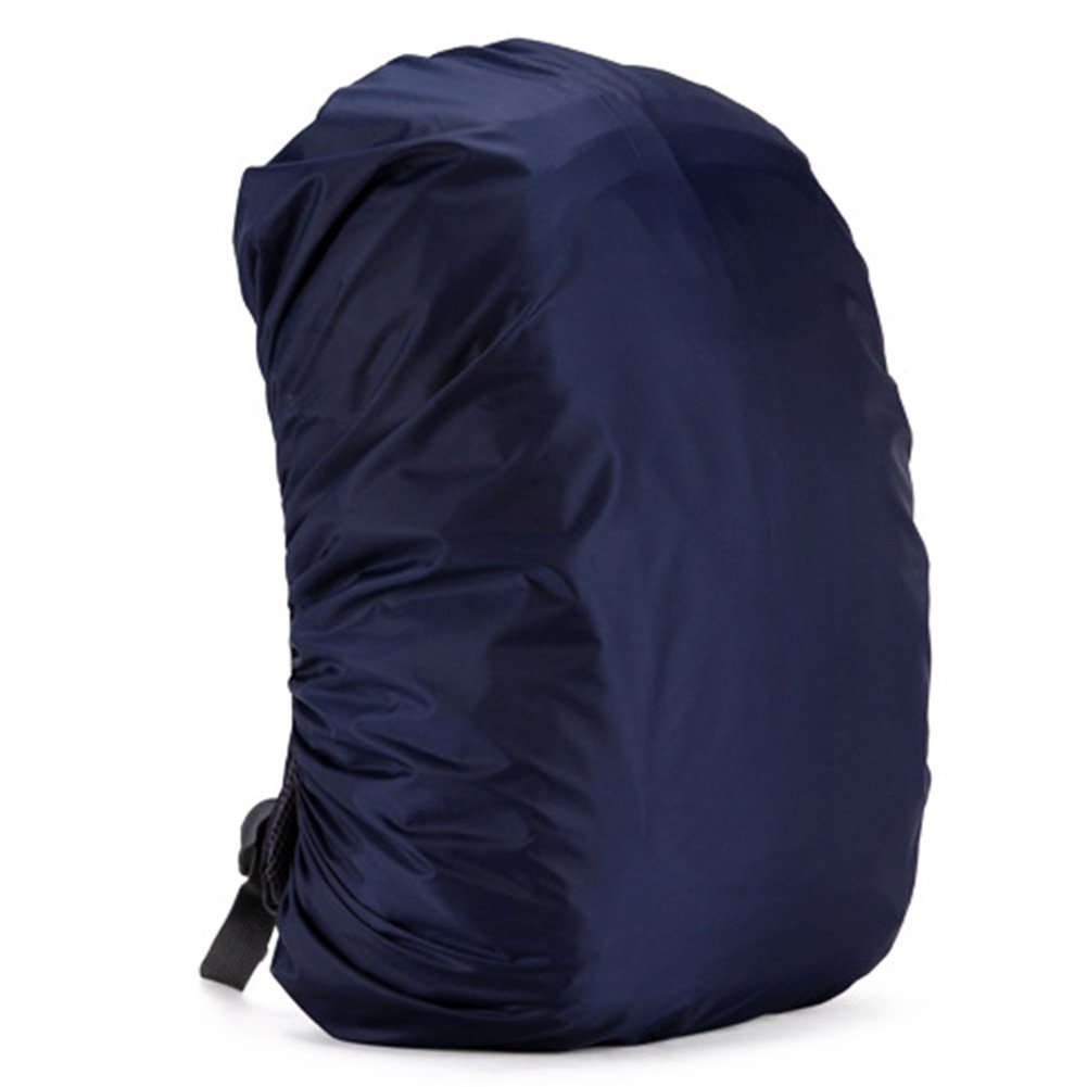 Zantec Rucksack Regen Abdeckung verstellbar wasserdicht staubdicht tragbar Ultralight Schulter Tasche Schutzhülle Regenschutz Schutz für Outdoor Camping Wandern