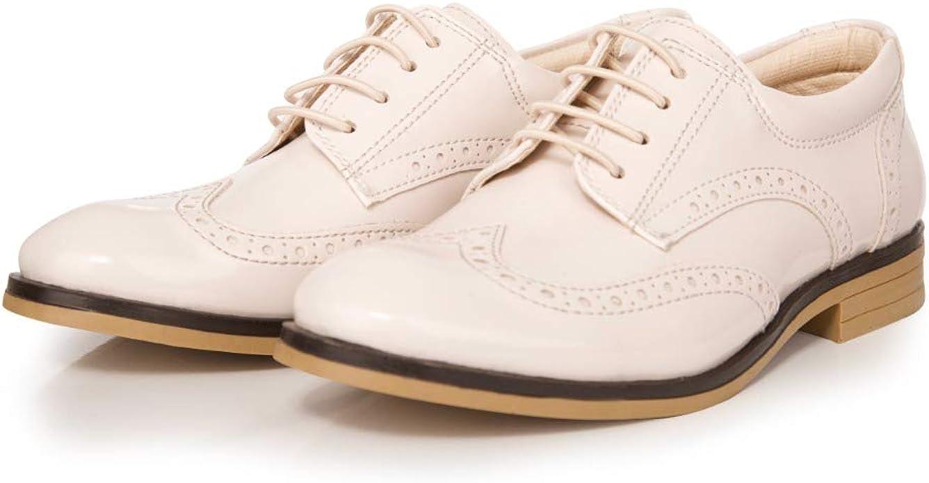 boys tan shoes