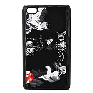 Death Note iPod Touch 4 Case Black yyfabc-426422