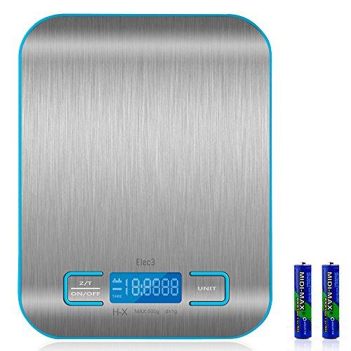 Elec3 Digital Multifunction Stainless Platform product image