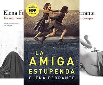 Amazon.com: La amiga estupenda (Dos amigas 1) (Spanish ...
