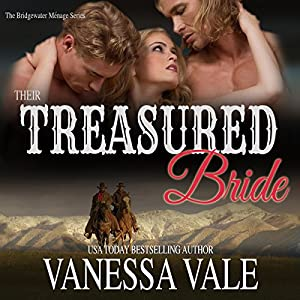 Their Treasured Bride Audiobook