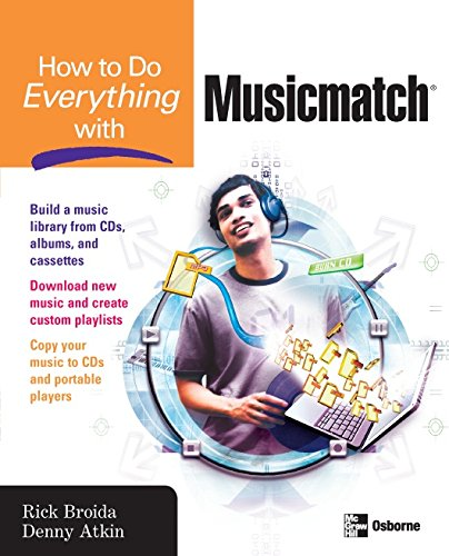 Download How to Do Everything with Musicmatch Pdf