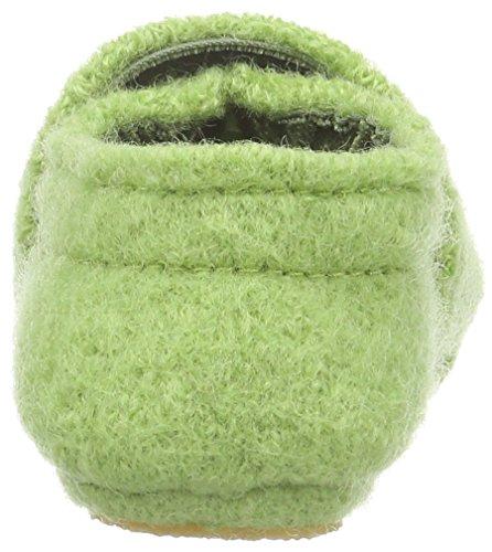 Nanga Sternchen - Botas de senderismo Bebé-Niñas Verde - Grün (gras / 94)
