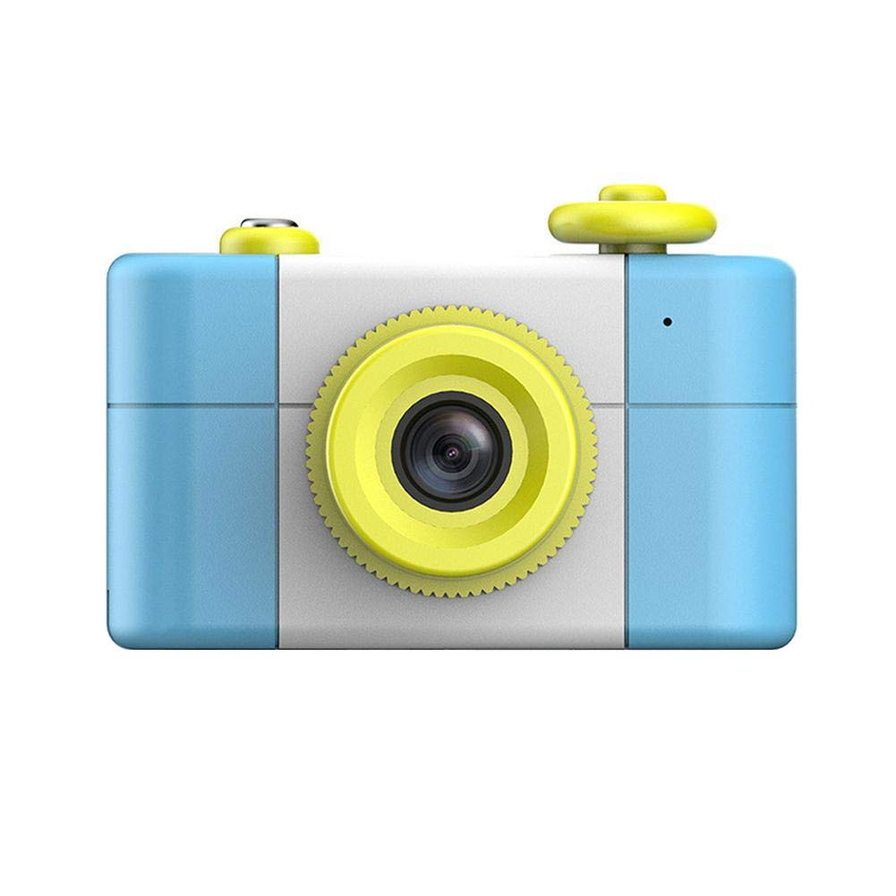 Amazingdeal Learning Educational Toys Gift for Boys and Girls REMAX Cartoon 1.5 Inch 2MP 1080P Kids Baby Mini Digital Camera Camcorder Creative Education Toy