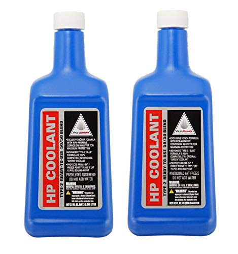Honda 08C50-C321S02 Coolant Ready to Use, 2 quart