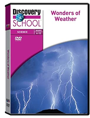 Discovery Education Wonders of Weather DVD