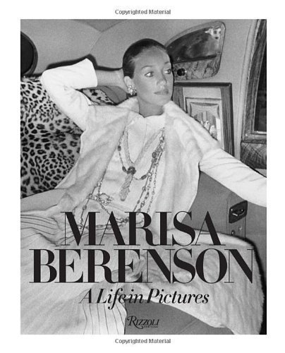 Marisa Berenson: A Life in Pictures Hardcover October 11, 2011