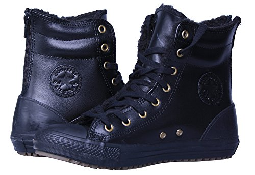 Converse Chuck Taylor All Star Hi-Rise X-Hi Little Kid's/Big Kid's Boots Black 653387c (5 M (Converse High Boots)