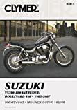 Suzuki VS700-800 Intruder/Boulevard S50, 1985-2007 (Clymer Motorcycle Repair)