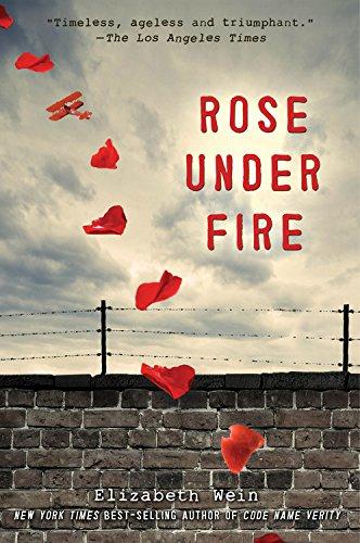 Rose Under Fire (Silver Nice Rose)