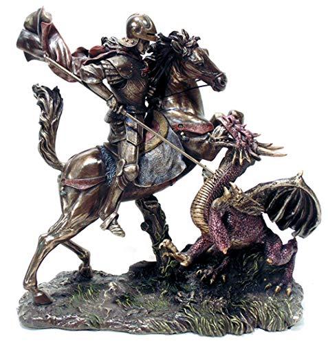 Estatua de São Jorge