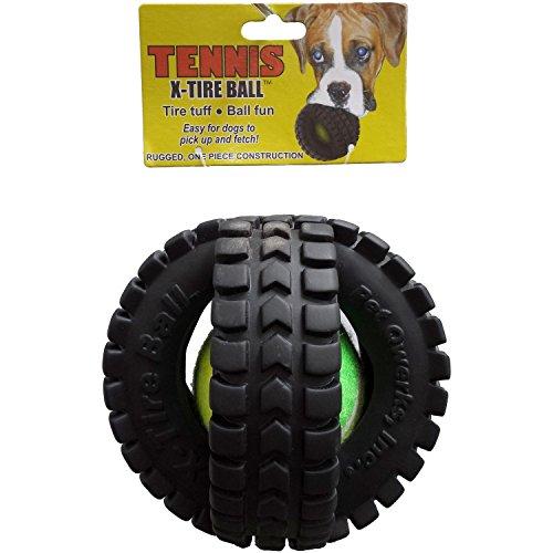 5 Tennis Ball X Tire Ball
