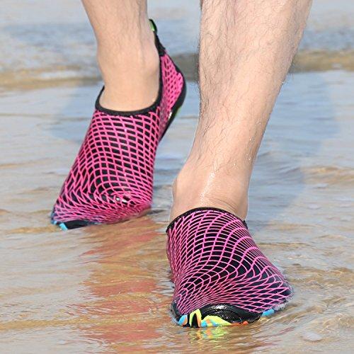 Aquatique Plong Homme JOYTO Natation de Femme Pour Sport Chaussures Bax4qf