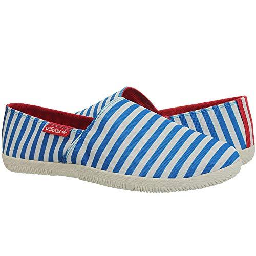 promo code 6bc22 89df1 adidas Hombre Adidrill Alpargatas de Lona - solazulWHTVAPredbea, 4.5 UK  Amazon.es Zapatos y complementos
