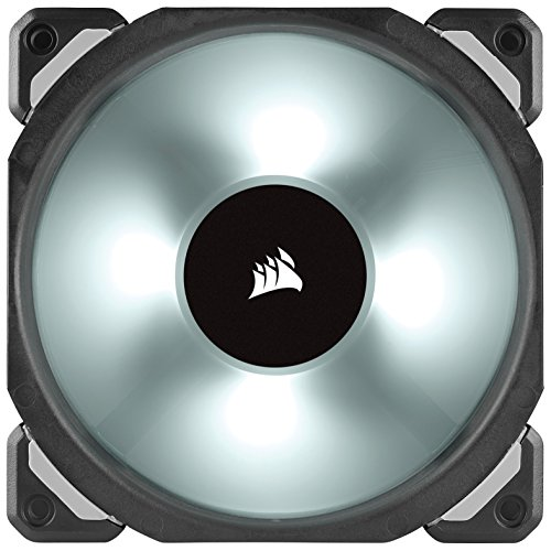 Corsair ML120 PRO 120mm Premium Magnetic Levitation RGB LED PWM Fan Single Pack (CO-9050075-WW) by Corsair (Image #9)