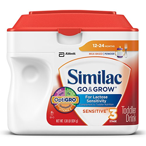 Similac Go & Grow Milk Based Toddler Drink with Iron