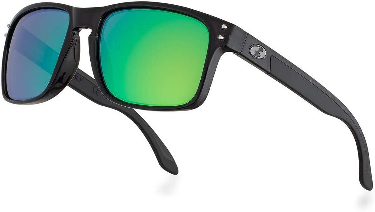 Men's INVU ultra polarized sunglasses by Swiss eyewear group B1419B Rrp£40