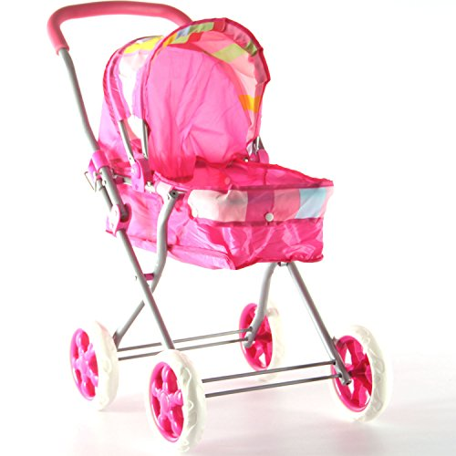 4 Wheel Baby Prams - 8