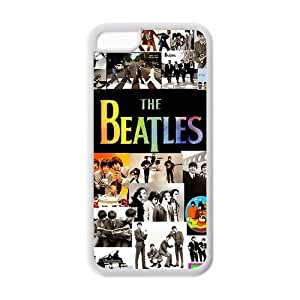 meilinF000Designed The Beatles Rock Band Hard Back Case Cover for iphone 5/5s - BlackmeilinF000
