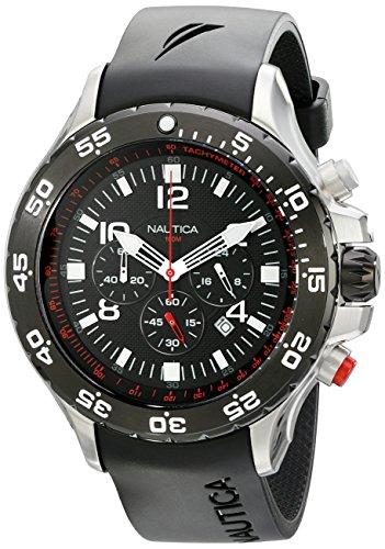 Nautica N17526G Stainless Steel Watch