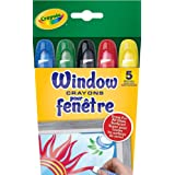 Crayola 5 Window Crayons