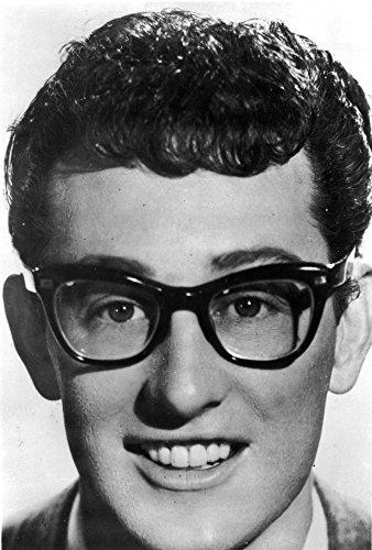 - Buddy Holly smiling Photo Print (8 x 10)