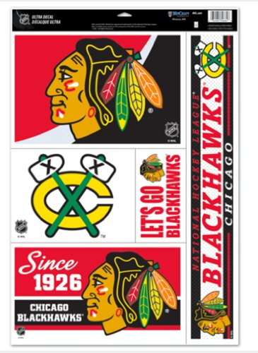 - WinCraft NHL Chicago Blackhawks 11