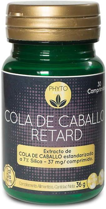 PHYTOFARMA Cola de caballo retard 30 comprimidos de 1200mg