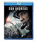 Cover Image for 'San Andreas (Blu-ray + DVD + UltraViolet)'