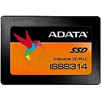 ADATA ISSS314 Industrial-Grade 2.5 inch SATA III 64 GB 3D MLC Solid State Drive (ISSS314-064GB)