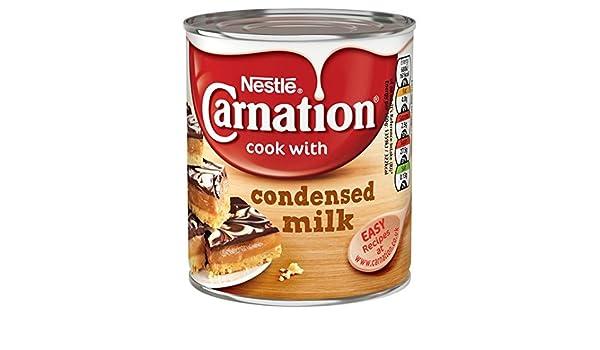 Clavel edulcorada 397g leche condensada: Amazon.es: Alimentación y bebidas