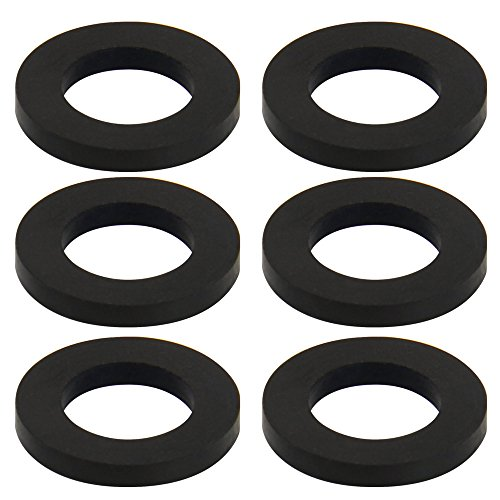 Neoprene-Coupling-Washer-Set-of-6