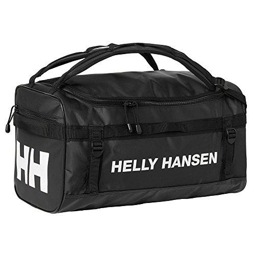 Duffel Black Helly bag Classic Hansen Noir X0qBPt