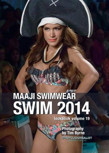 Maaji Swimwear Swim 2014 Lookbook Volume 19