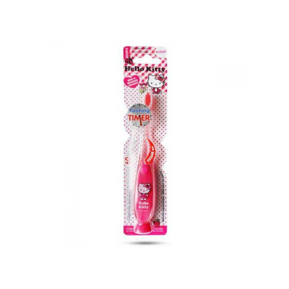 Cepillo Dientes Hello Kitty luz  Amazon.es  Juguetes y juegos 802170291a81