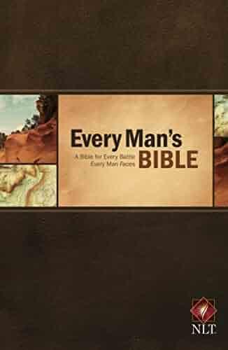 Every Man's Bible NLT