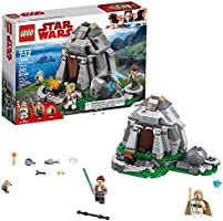 LEGO Star Wars 6212560 Ahch-To IslandTM Training 75200 Building Kit (241 Piece)